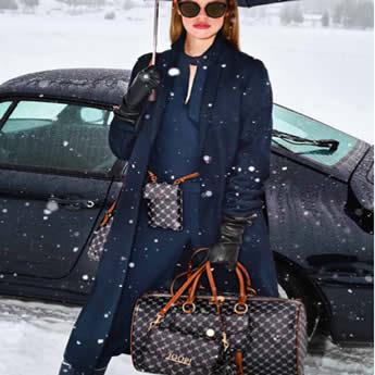Mode und Bags im Lederhaus