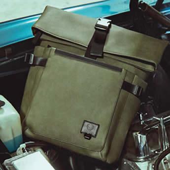 Bags von Strellson im Lederhaus